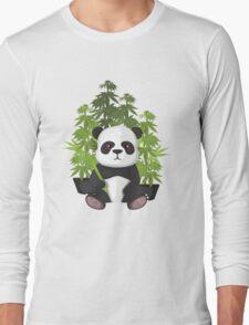 High panda Long Sleeve T-Shirt