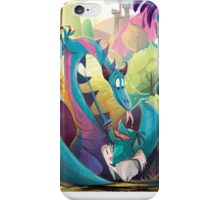 Dappy Dragon iPhone Case/Skin