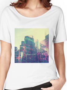 Urban Graffiti Women's Relaxed Fit T-Shirt