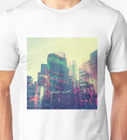 Urban Graffiti Unisex T-Shirt