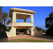 Sandringham Rotunda - Victoria - Australia Photographic Print