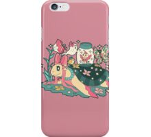 Magical Girl Turtle iPhone Case/Skin