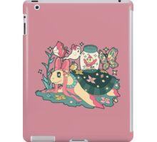 Magical Girl Turtle iPad Case/Skin