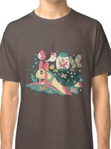 Magical Girl Turtle Classic T-Shirt
