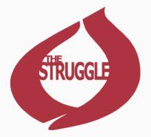 The Struggle One Piece - Short Sleeve