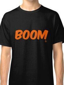Boom (orange) Classic T-Shirt