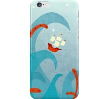 A Bad Day For Sailors iPhone Case/Skin