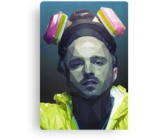 Jesse Pinkman Canvas Print