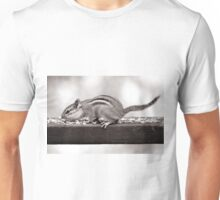 Unexpected visitor... Unisex T-Shirt