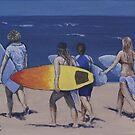 Surfin' Safari by Michael Beckett