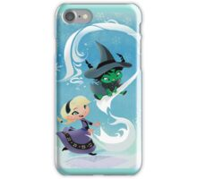 Defying Gravity and Letting Go iPhone Case/Skin