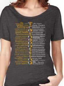 Trainspotting 2 Women's Relaxed Fit T-Shirt