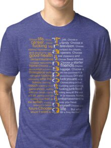 Trainspotting 2 Tri-blend T-Shirt