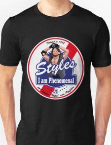 Styles I am Phenomenal Unisex T-Shirt