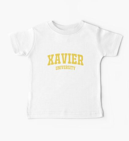Xavier University School Baby Tee