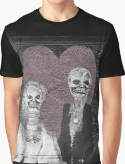 Love In The Afterlife Graphic T-Shirt