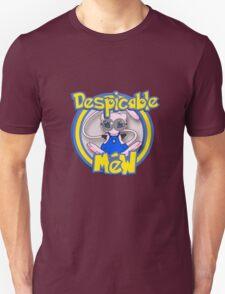 Despicable Mew Unisex T-Shirt