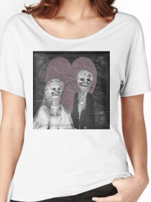 Love In The Afterlife Women's Relaxed Fit T-Shirt