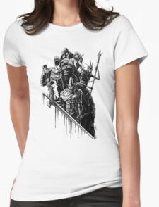 Lords of Cinder, Lords of Ash Womens Fitted T-Shirt