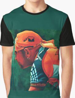 Marco Pantani The Pirate Graphic T-Shirt