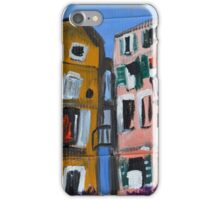 Italy on Cardboard  iPhone Case/Skin