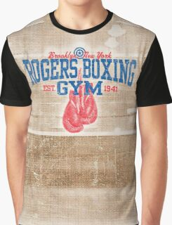 Rogers Boxing Gym Graphic T-Shirt
