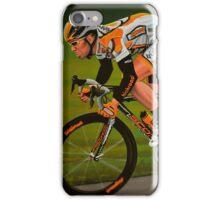 Mark Cavendish Painting iPhone Case/Skin