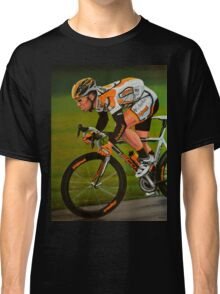 Mark Cavendish Painting Classic T-Shirt