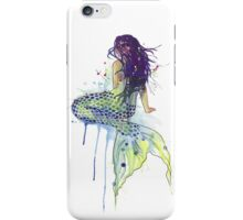 Mermaid iPhone Case/Skin