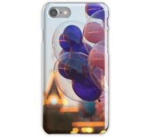mickey balloons iPhone Case/Skin