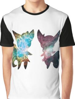 Meowstic (Male and Female) Graphic T-Shirt