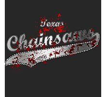 texas Chainsaws Photographic Print
