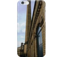 Salt's Mill, Saltaire, Bradford iPhone Case/Skin