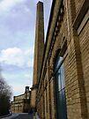 Salt's Mill, Saltaire, Bradford by Graham Geldard