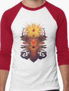 Eye Deer Men's Baseball ¾ T-Shirt