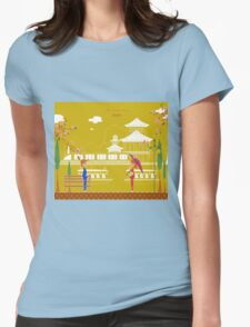 Kyoto Womens Fitted T-Shirt