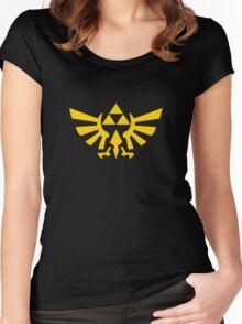 Triforce Women's Fitted Scoop T-Shirt