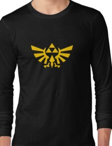 Triforce Long Sleeve T-Shirt