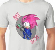 Bow Girl  Unisex T-Shirt