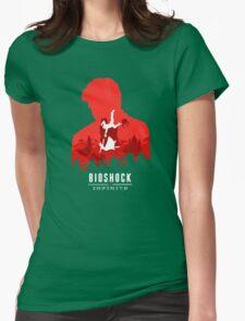 Bioshock Womens Fitted T-Shirt
