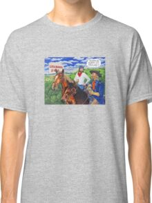 The Next To the Last Stand Classic T-Shirt