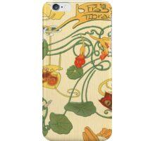 Beautiful,Art nouveau,vintage,rustic,grunge,elegant,chic iPhone Case/Skin