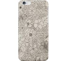 Clusters iPhone Case/Skin