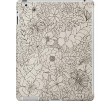Clusters iPad Case/Skin
