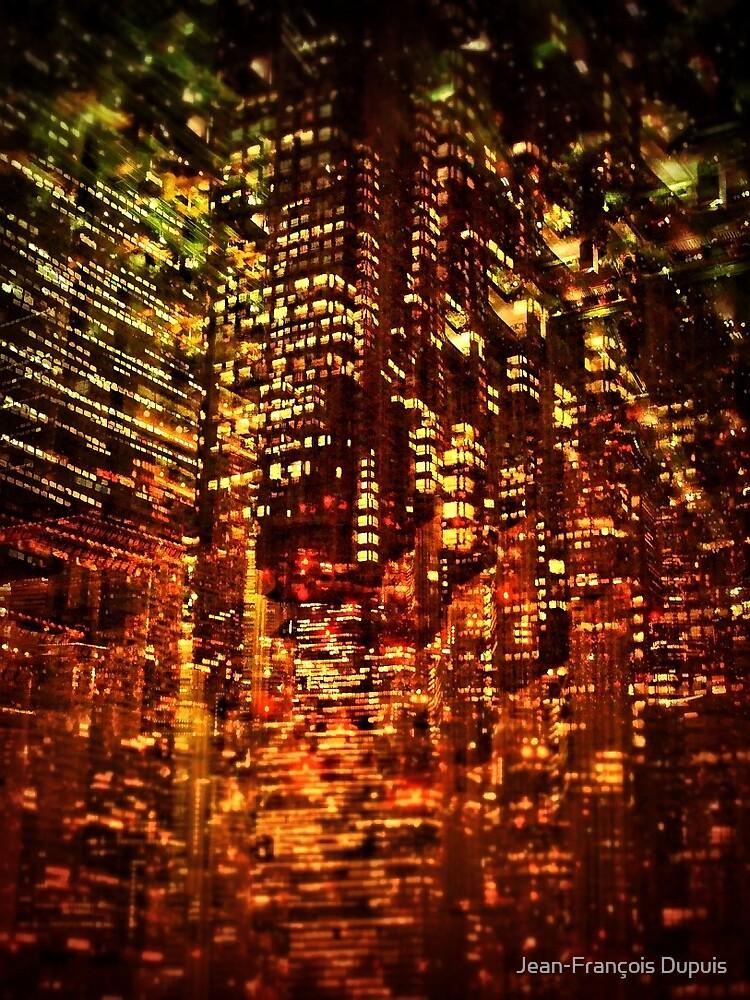 Blade city dream by Jean-François Dupuis