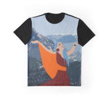 Goddess of Rain Graphic T-Shirt