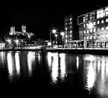 Lincoln Noir by Pixelglo Photography