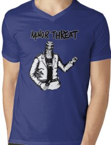 Punk Mens V-Neck T-Shirt