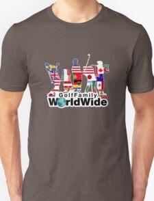 Worldwide Golf T-Shirt