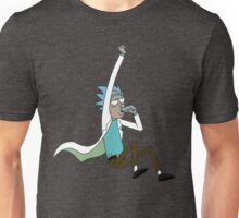 jump drunk rick Unisex T-Shirt